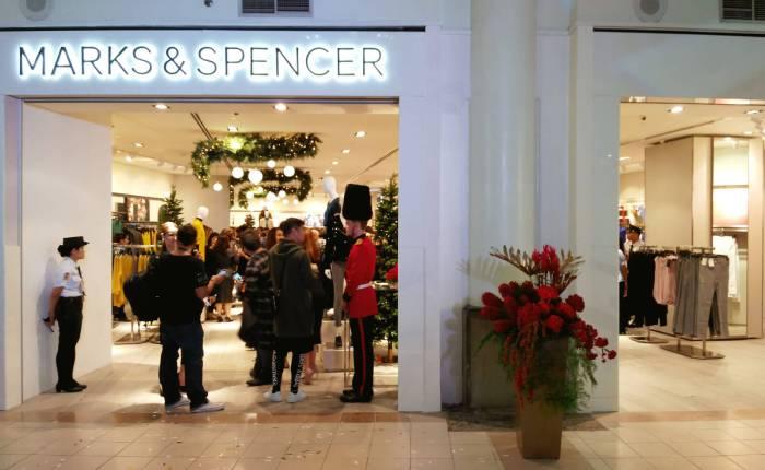 Marks & Spencer Cebu