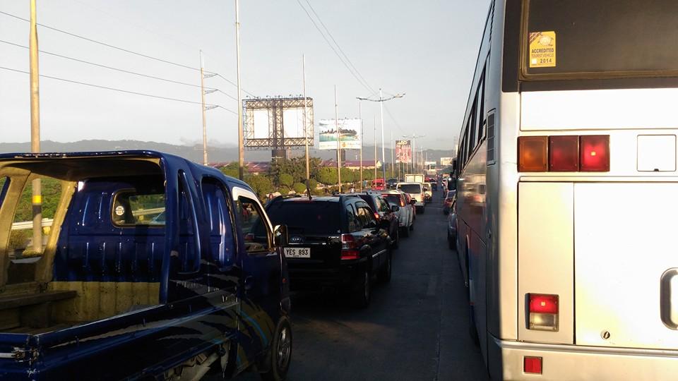 Cebu traffic
