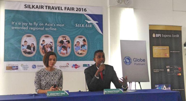 SilkAir Travel Fair Cebu seat sale