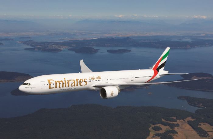 Emirates Cebu-Dubai