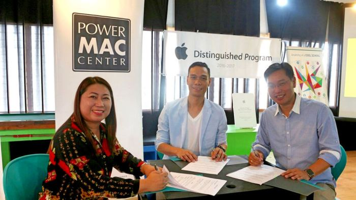 Power Mac Center-UVNS agreement
