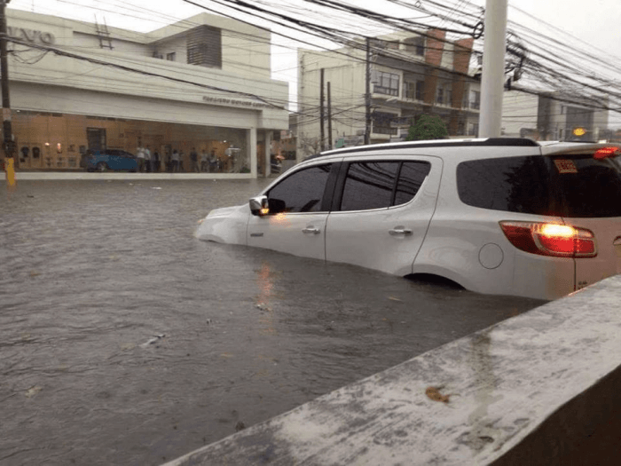 Cebu flood