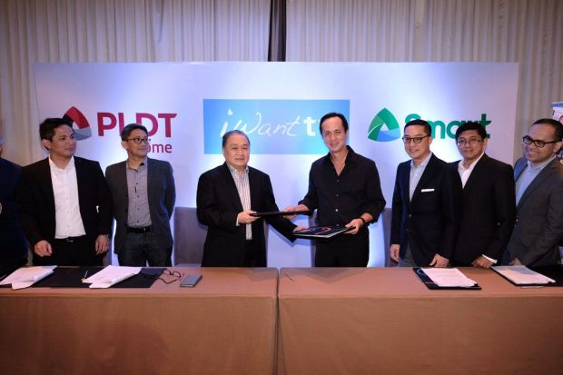 SMART ABS-CBN i Want TV