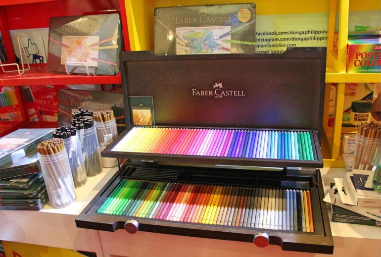 Faber-Castell Color and Calligraphy Fair Cebu