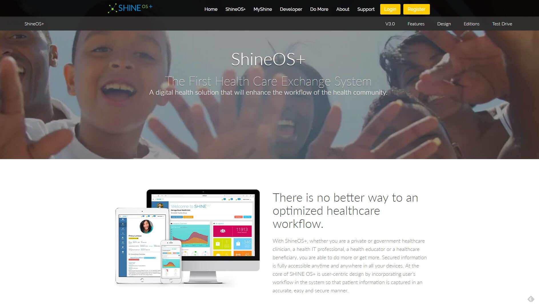 Shine OS Smart