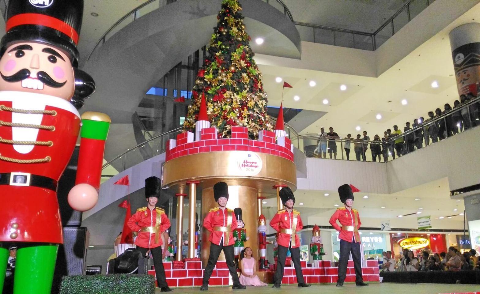 SM City Consolacion Christmas