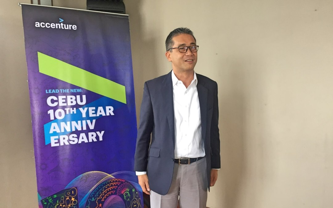 Accenture marks 10 years in Cebu; to hire more workers, open new facility