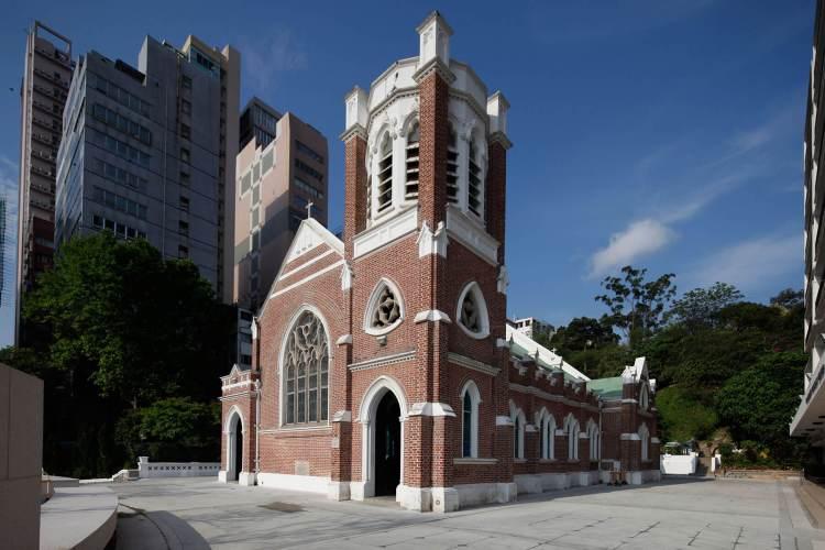 St. Andrew's Church Hong Kong