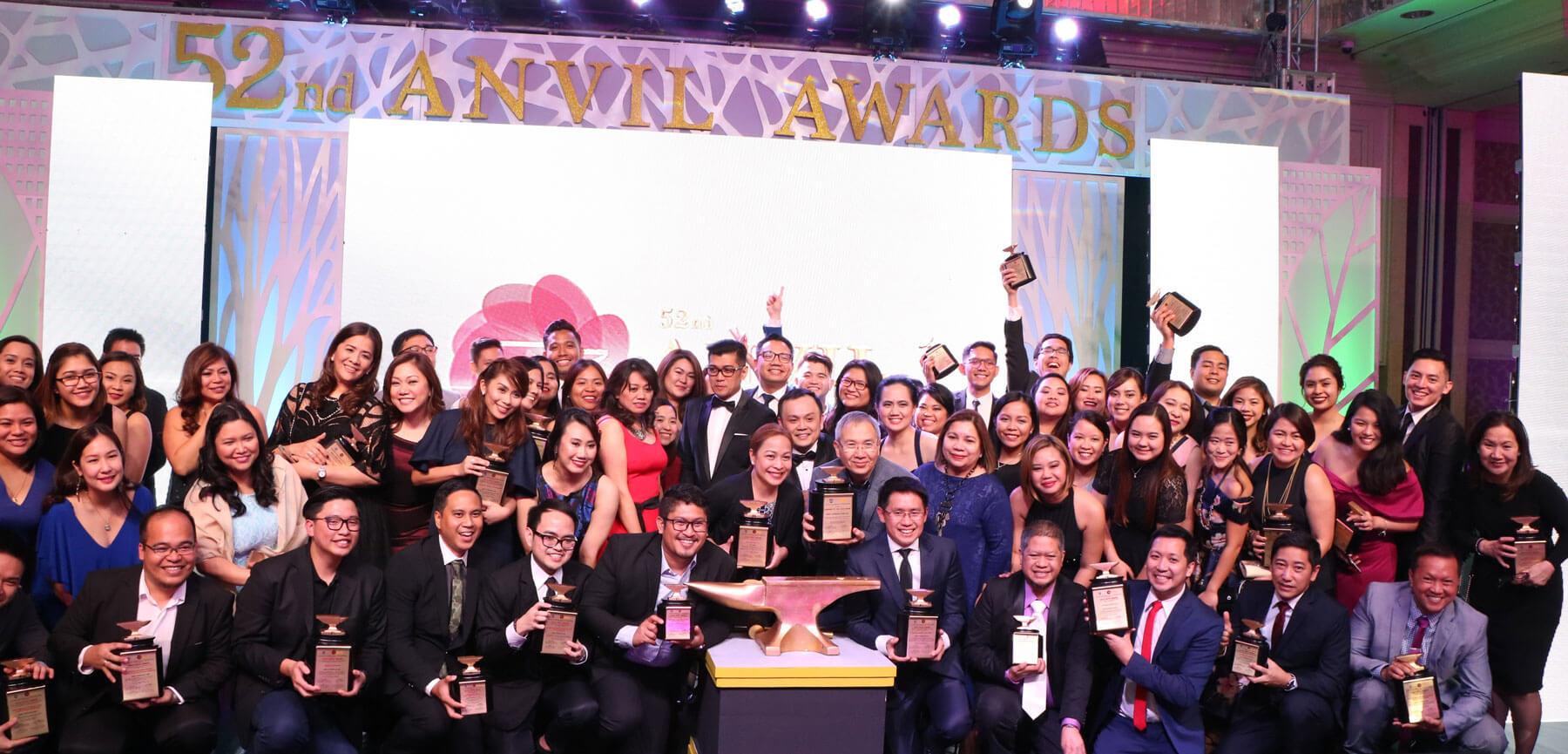 Smart Anvil award