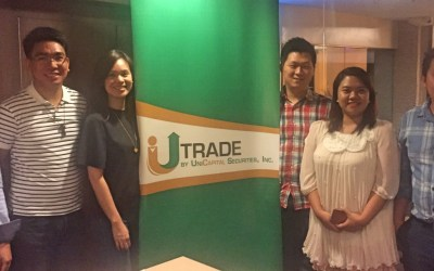 UTrade boosts campaign to get Cebuanos into stocks investing