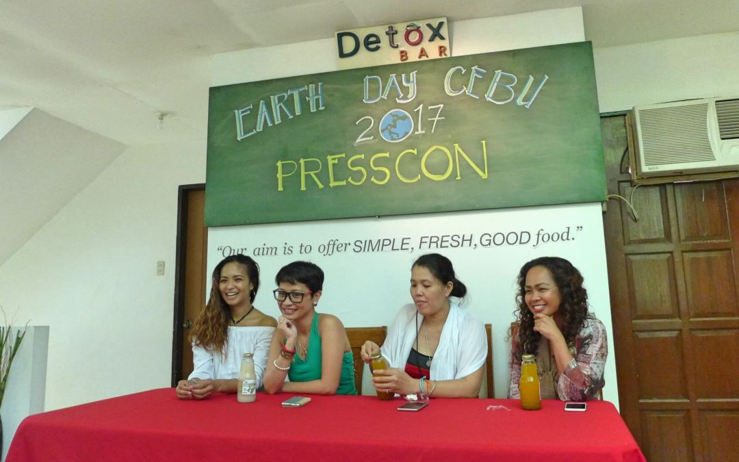 Earth Day Cebu to feature bazaars, food booths, organic produce