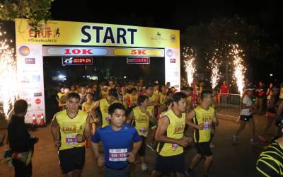 Run to support ERUF by joining Marco Polo Plaza Cebu fun run