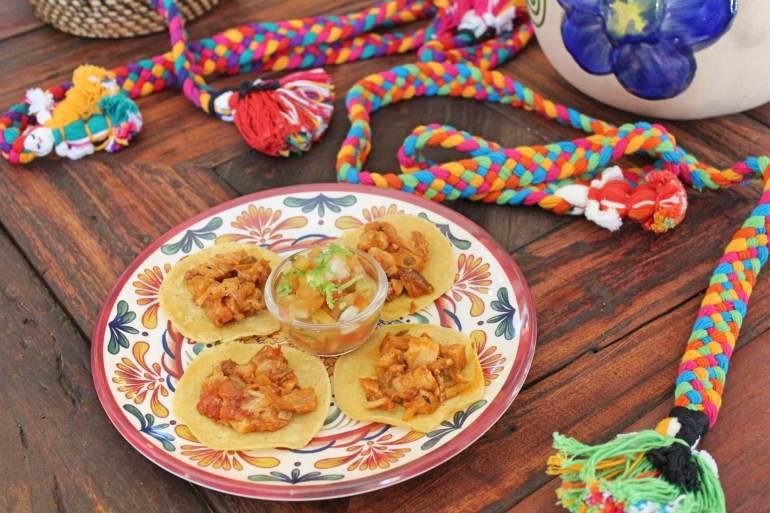 Pueblo Mexicano Chalupas Poblanas