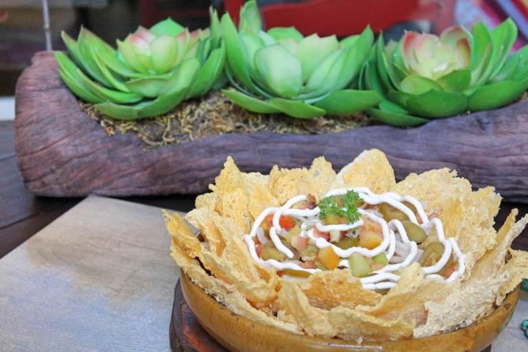 Pueblo Mexicano nacho grande