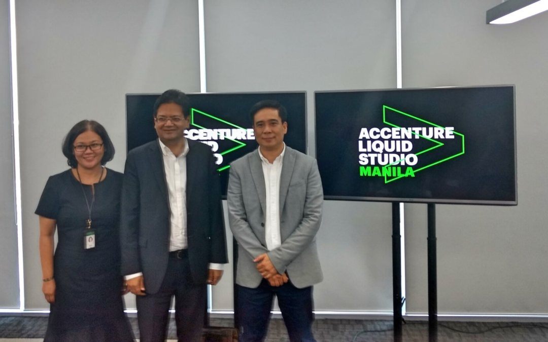 Accenture launches rapid innovation center in the Philippines
