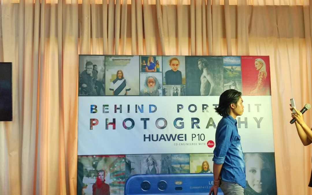 Huawei showcases P10 with portrait photography workshop in Cebu