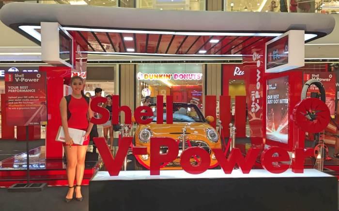 Shell V-Power Cebu
