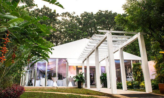 Montebello Glass House