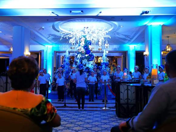 Shangri-La's Mactan Resort and Spa Christmas