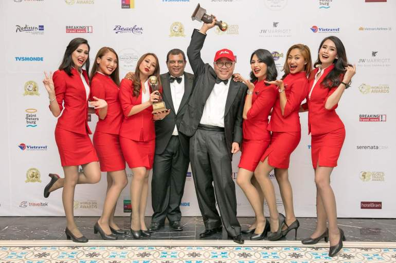 AirAsia World Travel Awards