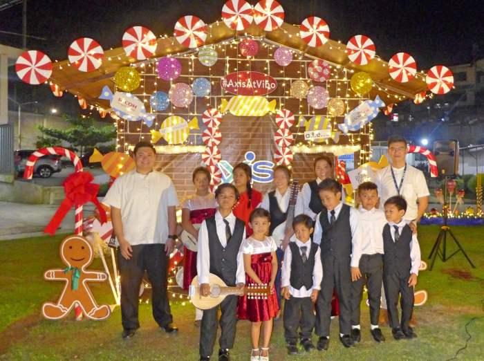 Axis Vibo Place Christmas