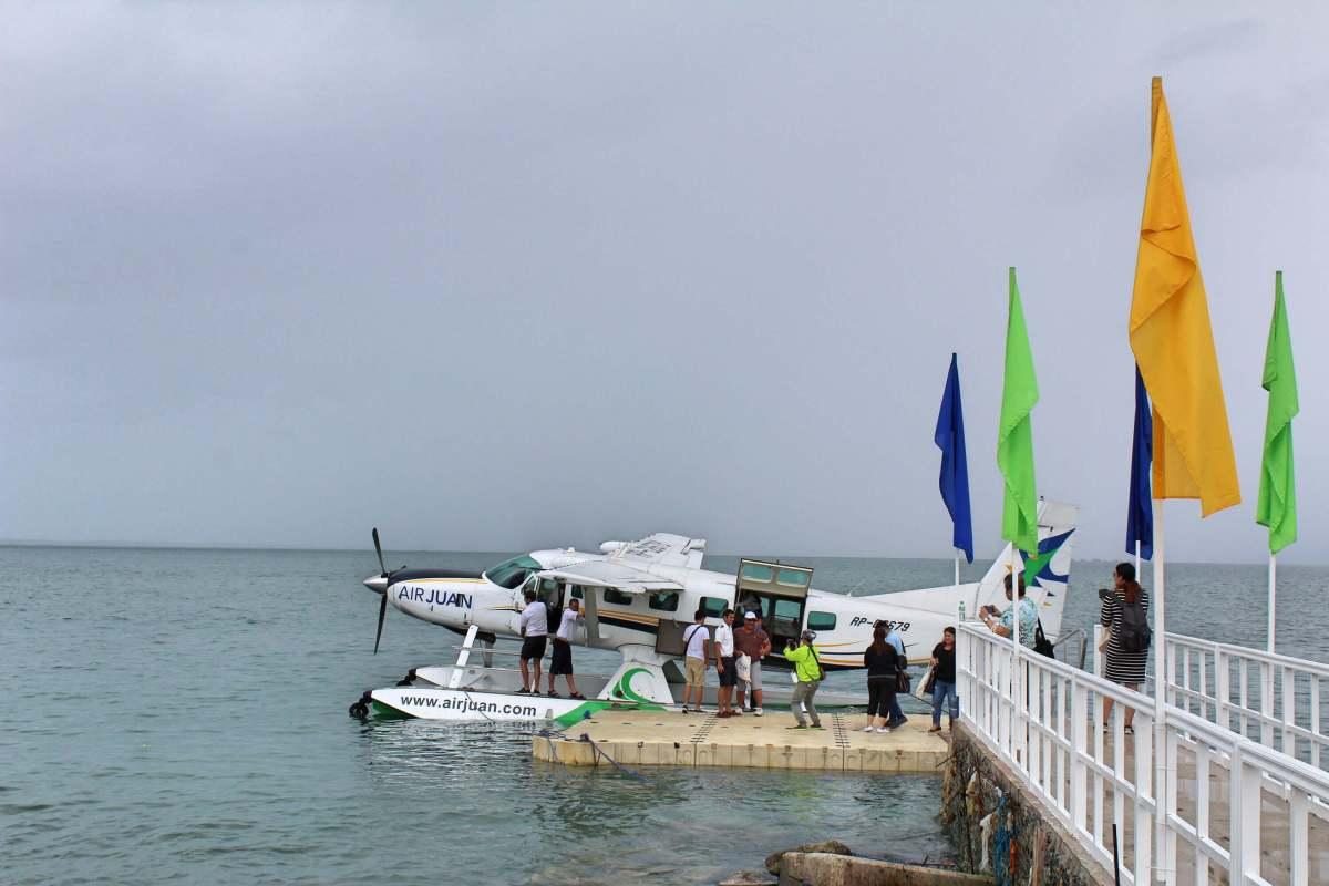 Air Juan to start flights soon from seaplane terminal in SRP, Cebu City