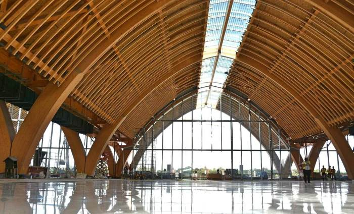 Mactan airport Terminal 2
