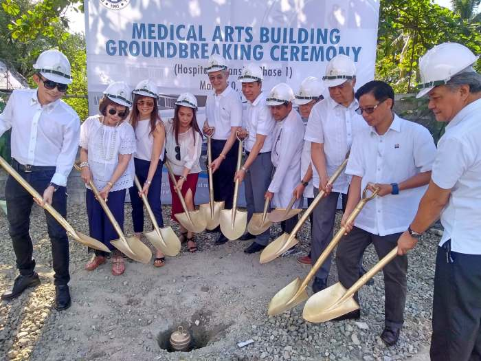 Mactan Doctors Hospital expansion