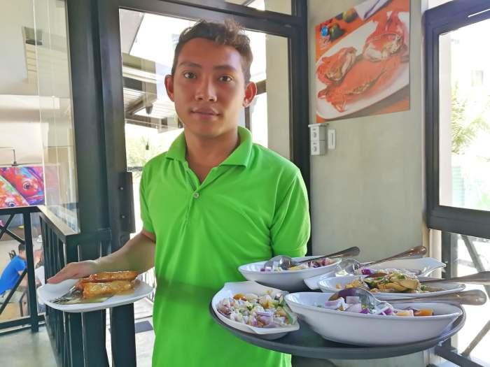 Manang Juling's Kilawan Mango Square Mall