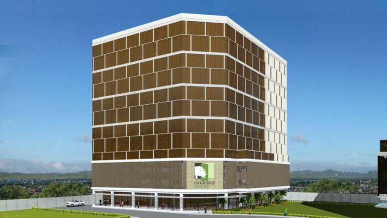 Oakridge IT Center 3