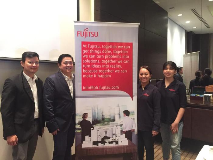 Fujitsu cloud