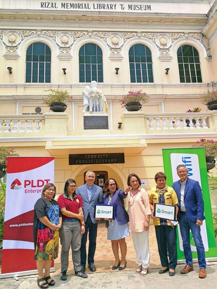 Cebu City Library Smart Wifi