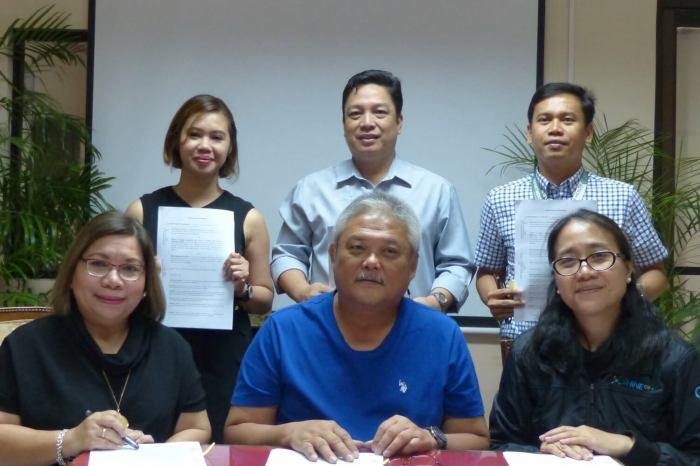 Smart, Ateneo DOH Central Visayas