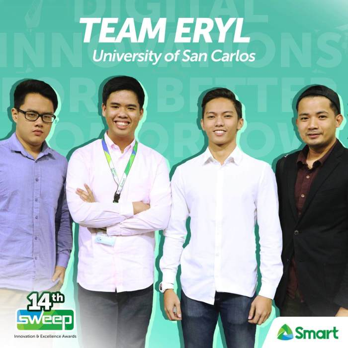 Smart Sweep Team ERYL