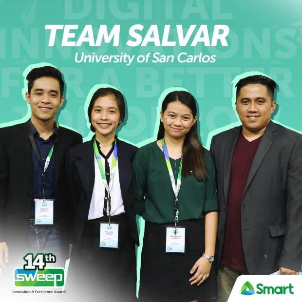 Smart SWEEP Salvar