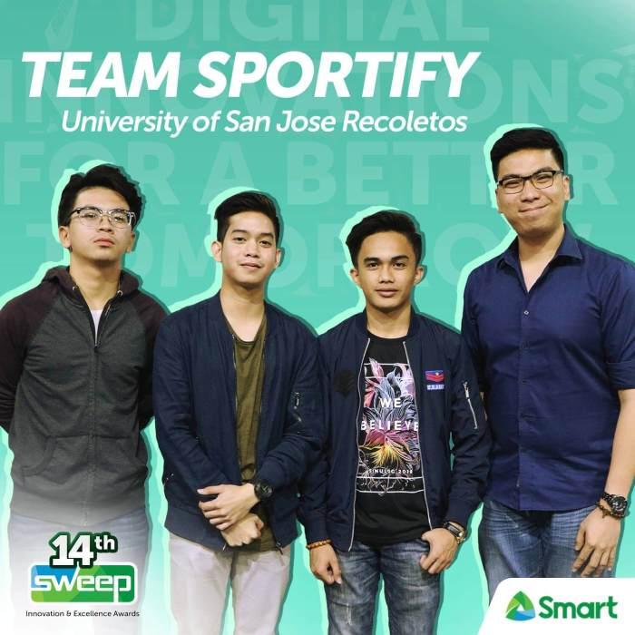 Smart Sweep Sportify