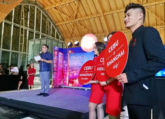 AirAsia Shanghai-Cebu