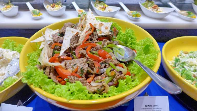 Marco Polo Plaza Cebu buffet