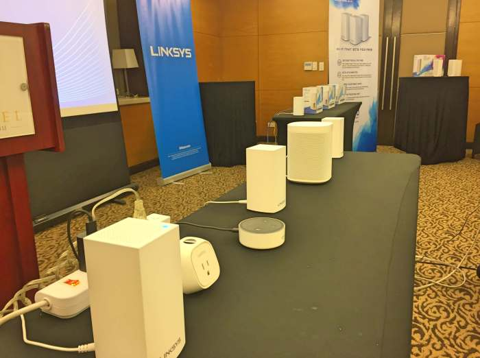 Linksys Velop WiFi