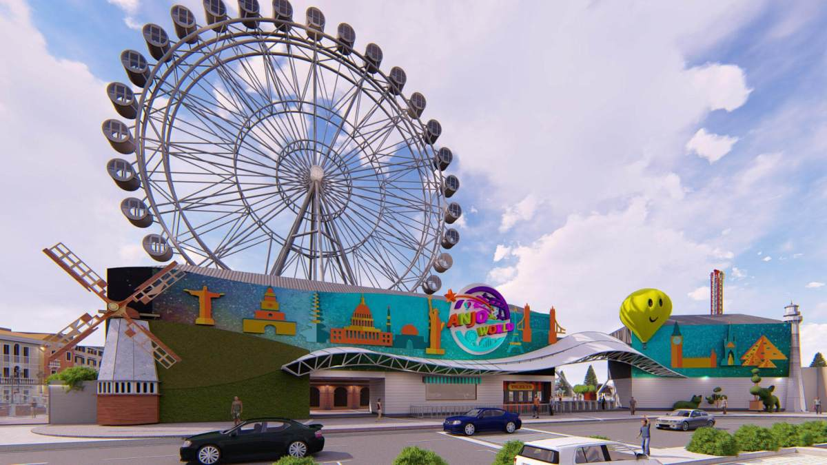 Snow World, theme park to open in Minglanilla in December