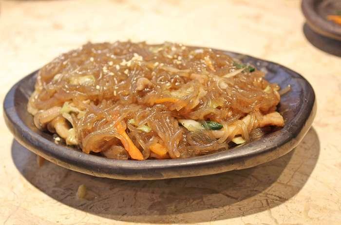 Kimstaurant Cebu Japchae
