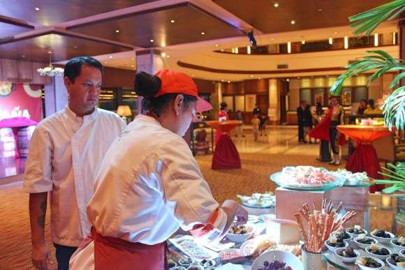 Chef Juanito Abangan Sabores de España
