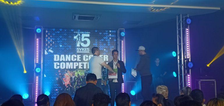 Sykes Cebu 15th anniversary