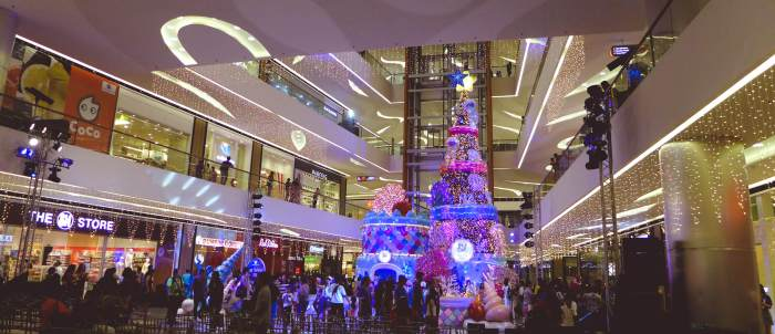 SM Seaside City Christmas