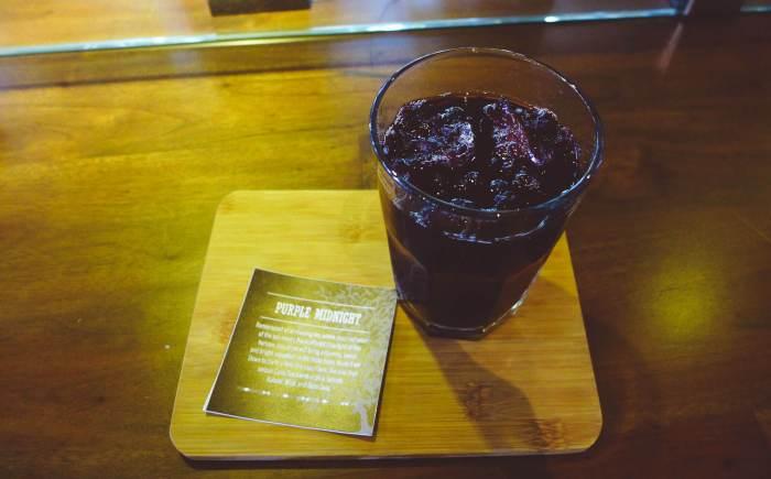 Purple Midnight Bo's Coffee
