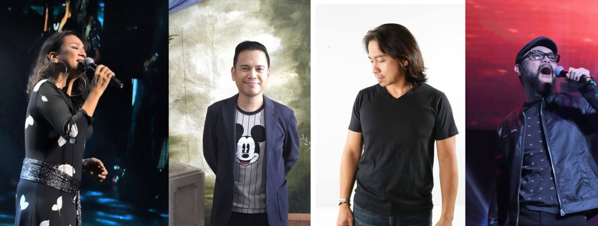 OPM icons to rock Cebu in 90s Storm concert