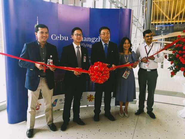 China Southern Airlines Cebu-Guangzhou