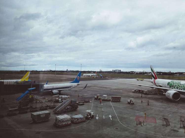China Southern Airlines Cebu