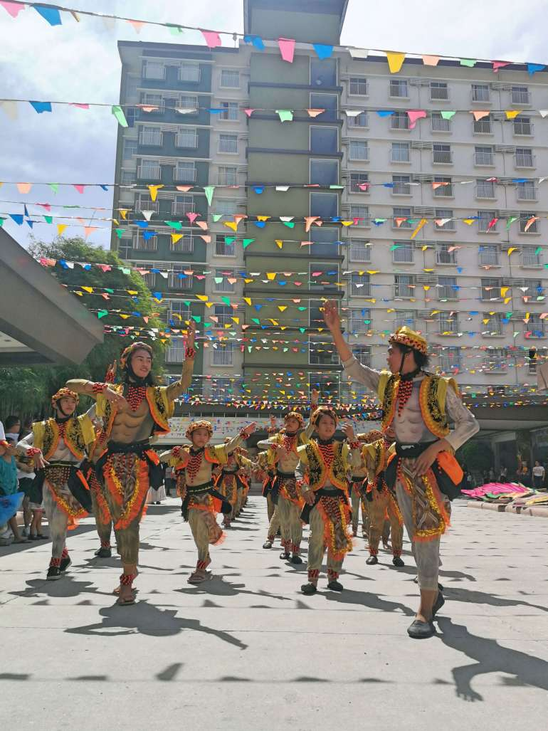 Sinulog at Bamboo Bay Community