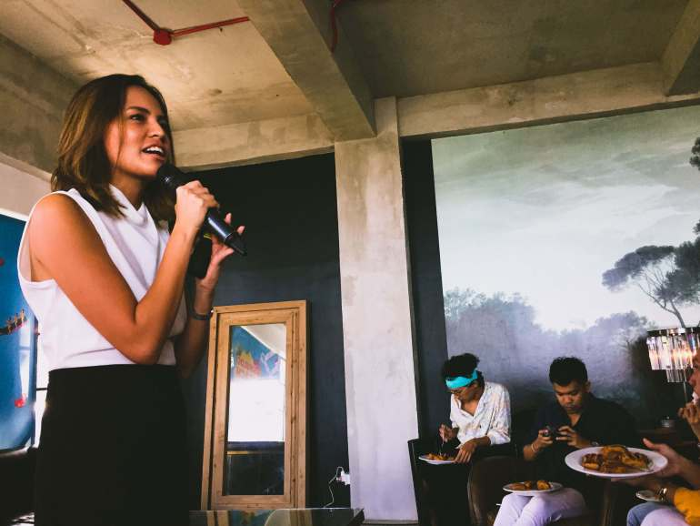 Klook Philippines Market Lead Michelle Cruz